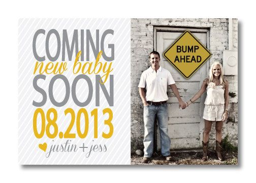 Best 25 Bump ahead ideas – Baby Bump Announcements
