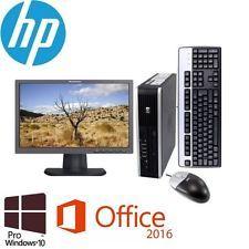 """[$700] HP Elite 8300 UltraSlim PC (Intel Quad Core i5 8GB RAM 500GB WiFi)  22"""" LCD http://www.lavahotdeals.com/ca/cheap/hp-elite-8300-ultraslim-pc-intel-quad-core/178987?utm_source=pinterest&utm_medium=rss&utm_campaign=at_lavahotdeals"""
