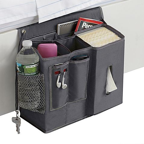 Polyester Bedside Caddy