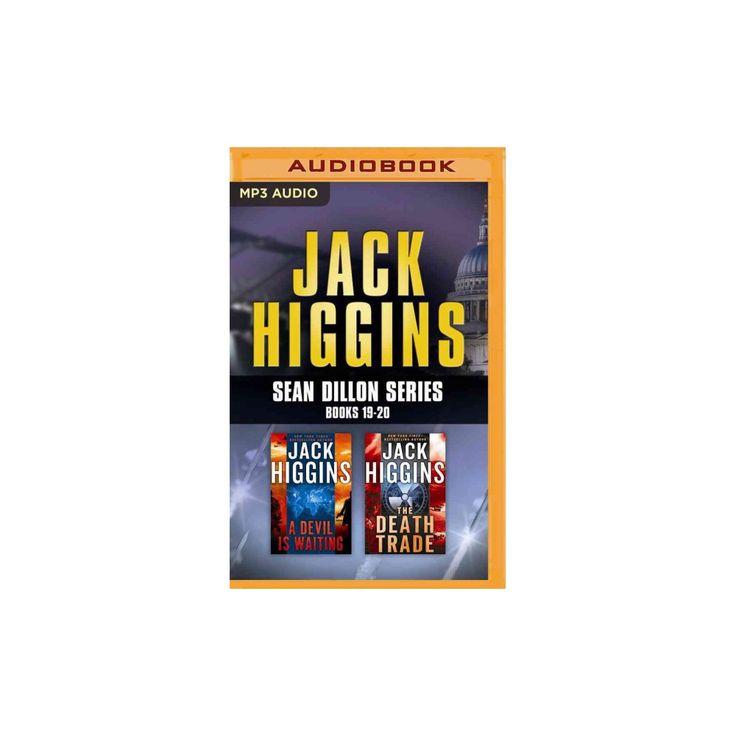 Devil Is Waiting / the Death Trade (MP3-CD) (Jack Higgins)