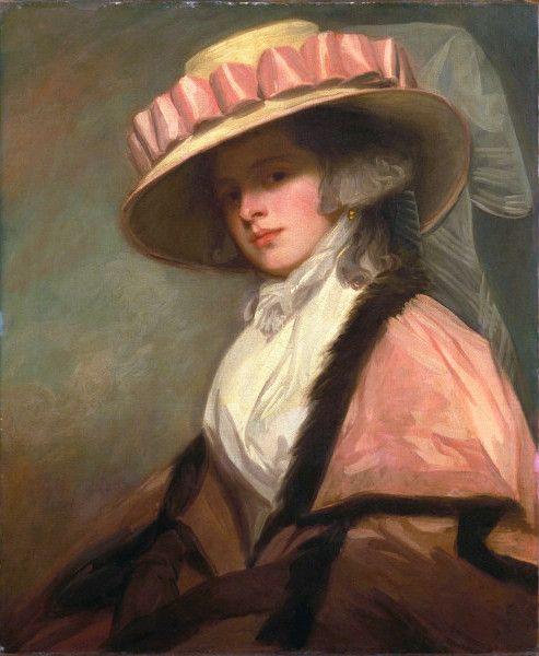 The Athenaeum - Catherine (Brouncker) Adye, later Catherine Willett (George Romney - ) 1784-1785