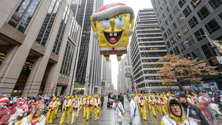 Let Time Out New York guide you through the Macy's Thanksgiving Day Parade with our parade route map and details on where to watch the parade