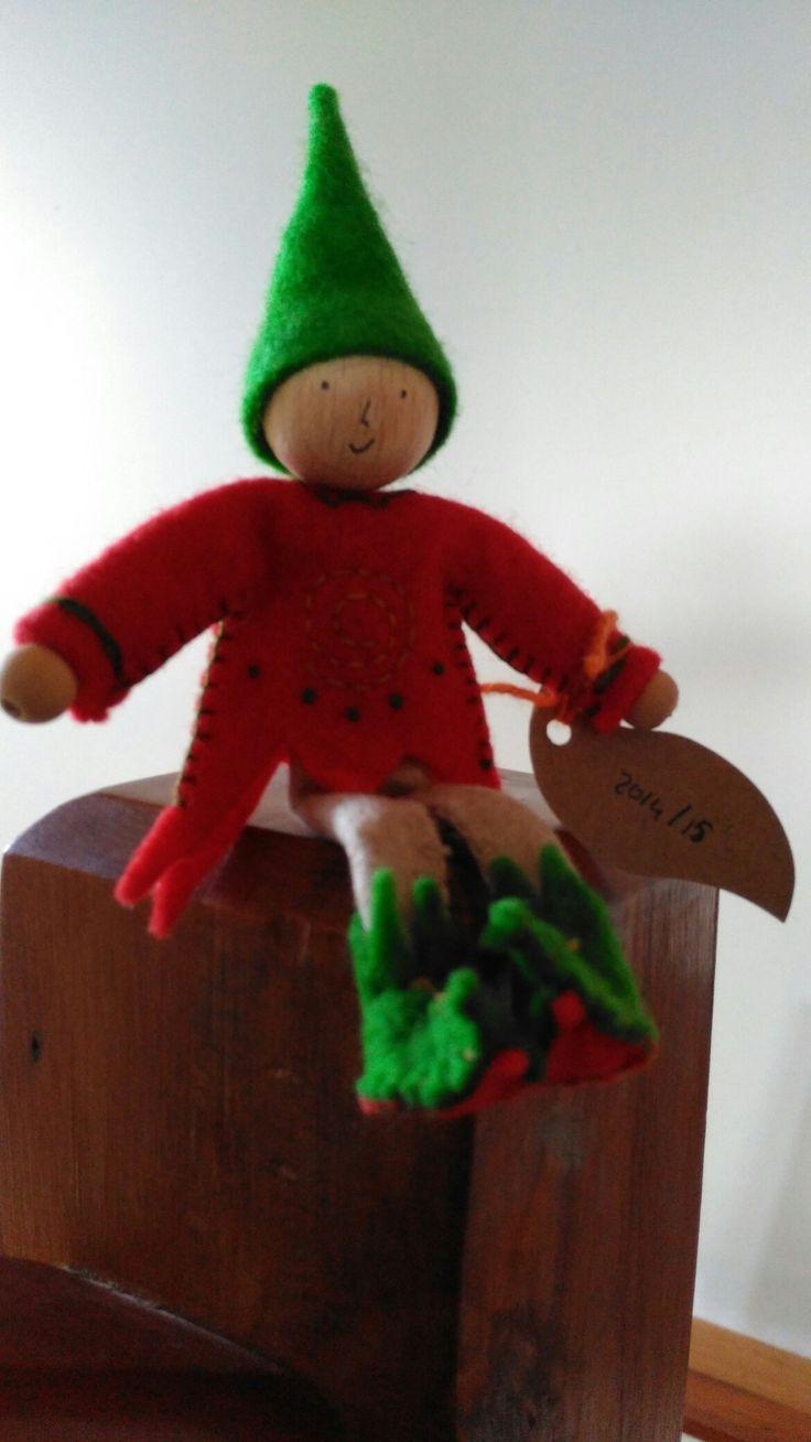 Christmas Elf I can Make it kit