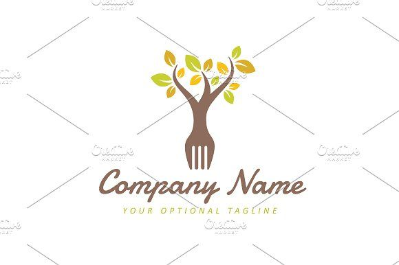 For sale. Only $29 - green, plant, tree, nature, leaf, natural, brown, food, organic, fruit, tool, wood, fork, meal, earthy, eat, grow, vegetable, dish, supplement, utensil, nutrition, healthy, restaurant, bistro, vegetarian, vitamin, cooking, garden, logo, design, template,