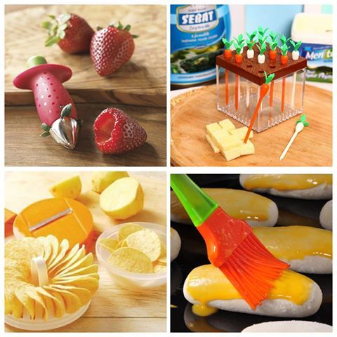 Pratik mutfak aletleri ile artık mutfakta vakit geçirmek daha keyifli! #DekorazonCom>> http://www.dekorazon.com/pratik-mutfak-aletleri-kategorisi-323?utm_source=Pinterest&utm_medium=post&utm_campaign=Pratik-Aletler