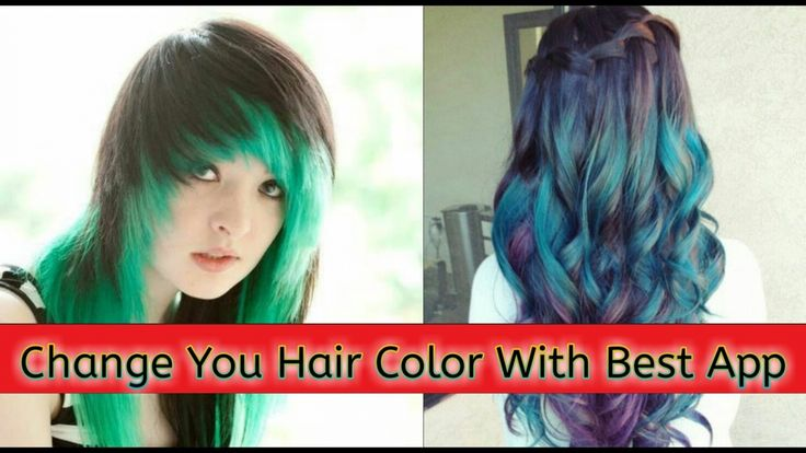 Best App to Change Hair Color - Best Hair Color with Highlights Check more at http://frenzyhairstudio.com/best-app-to-change-hair-color/