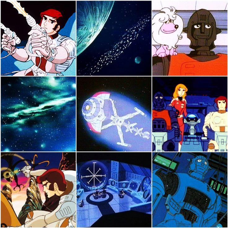 70s sci-fi art: boomerstarkiller67: Capitaine Flam (Captain...