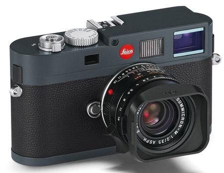 Leica ME Rangefinder Digital Manual del usuario de la cámara (Los propietarios de instrucciones)