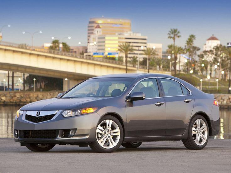 2010 Model Acura TSX V6 Otomobil