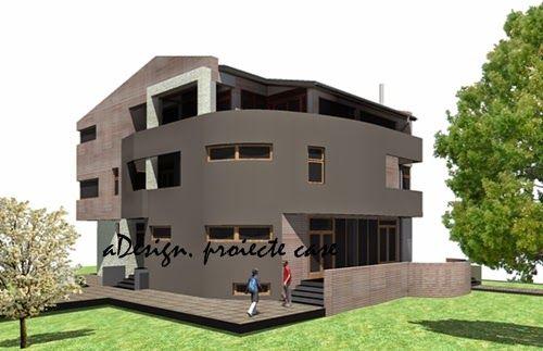proiecte case, constructii, design: locuinta individuala 02Li