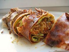 Sam Tan's Kitchen: Fresh Popiah (Spring Rolls)