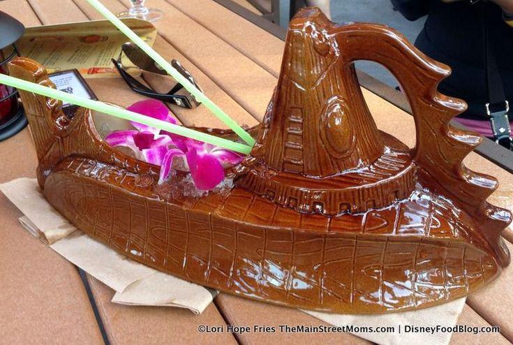 Nautilus Drink At Trader Sam S Grog Grotto Disney Eats