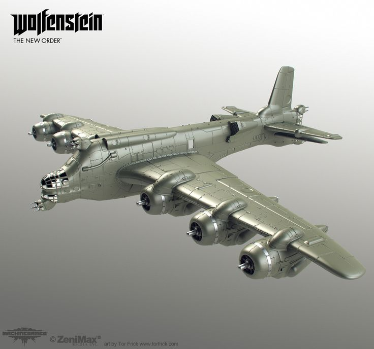 Wolfenstein: The New Order artdump (imageheavy) - Polycount Forum