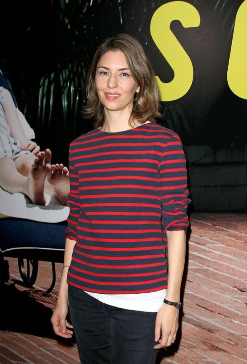 Sofia Coppola: Premiere Looks - Journal - I Want To Be A Coppola
