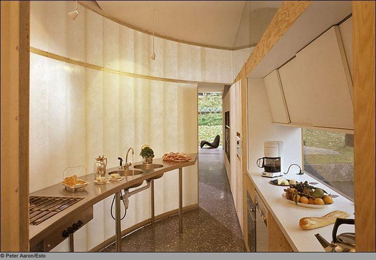 Cuisine Villa dall'Ava - OMA