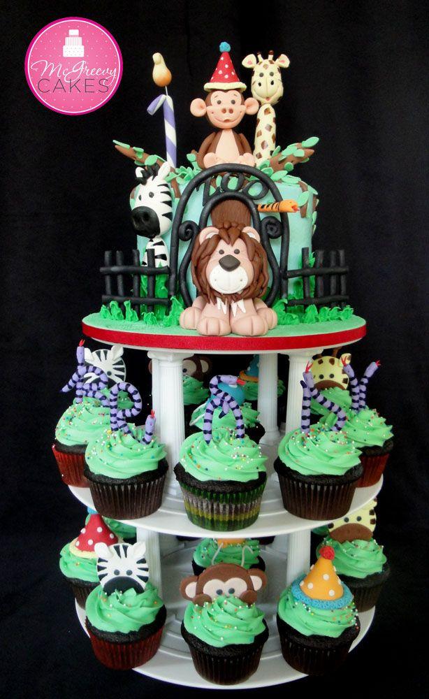 Children's Cakes @ McGreevy Cakes