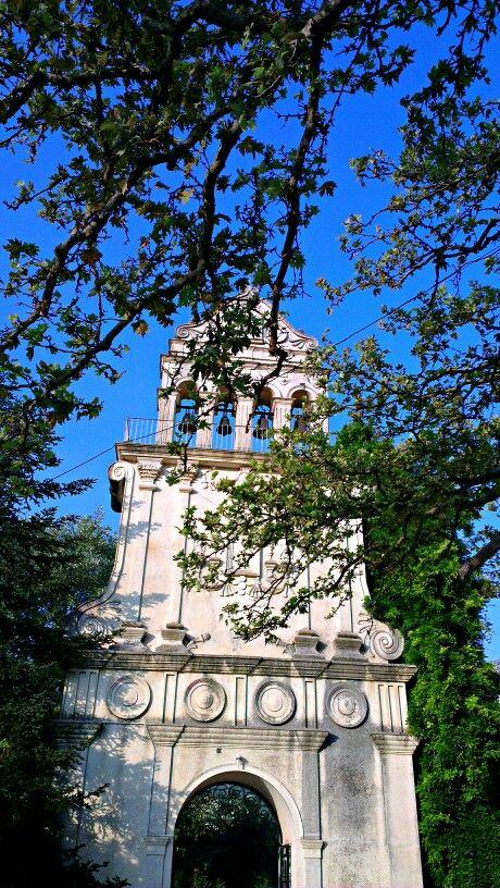Saint Gerasimos #Church #Gate in #Kefalonia #Greece