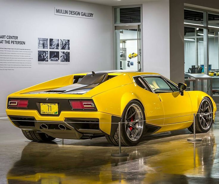 Top 50 Supercars: 202 Best Pantera Images On Pinterest