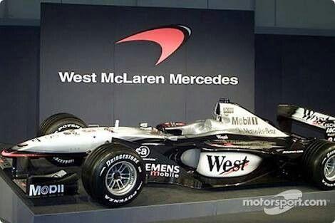 mclaren mercedes mp4/16 2001 | mclaren | pinterest | mclaren mercedes