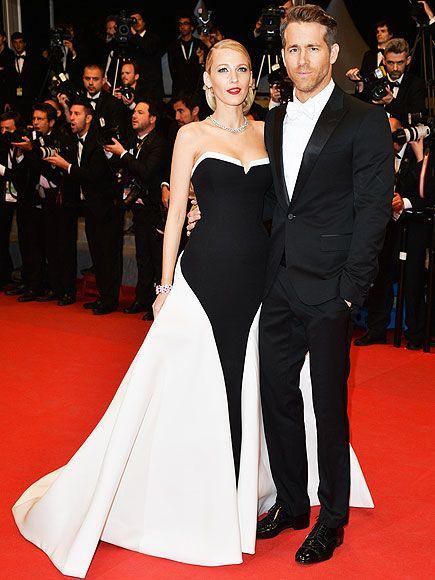 Blake Lively & Ryan Reynolds #Cannesfilmfestival #powercouple