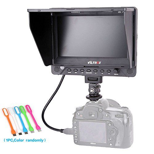 "SUPON Viltrox DC-70EX 7"" HD Clip-on HDMI/SDI/AV Input Out... https://www.amazon.com/dp/B06XPCLLFS/ref=cm_sw_r_pi_dp_U_x_i8vFAbPBNB0EH"