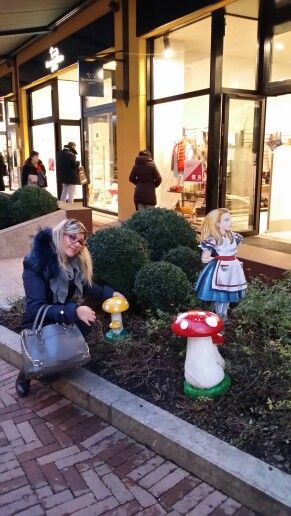 Alice in Wonderland - Mostra