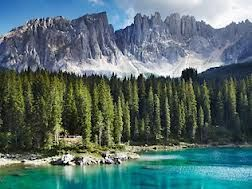 Dolomite Mountains - This is one place I would LOVE to go! Look at that scenery!