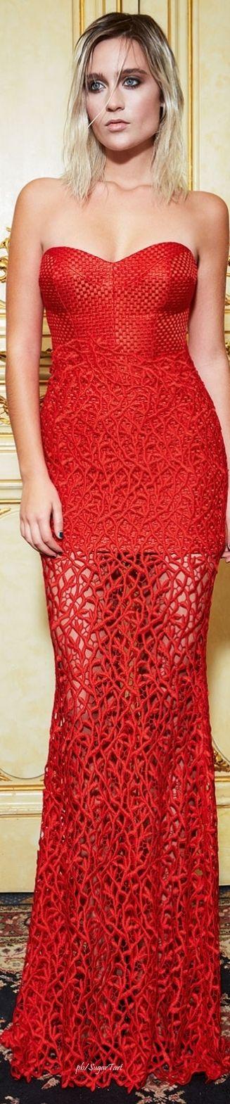 Yolan Cris Fall 2016 Couture