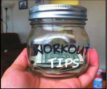 Here is a great way to reward yourself. Every time you workout for at least 30 minutes straight put $1, .25, etc in a workout tip jar. At the end of your goal period, like 2 months, take that money and buy yourself new workout shoes, top, facial or massage! A great way to keep on track, reward yourself and show everyone how hard you have worked!