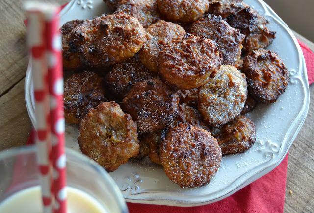 Biscoitos de batata doce - gluten free