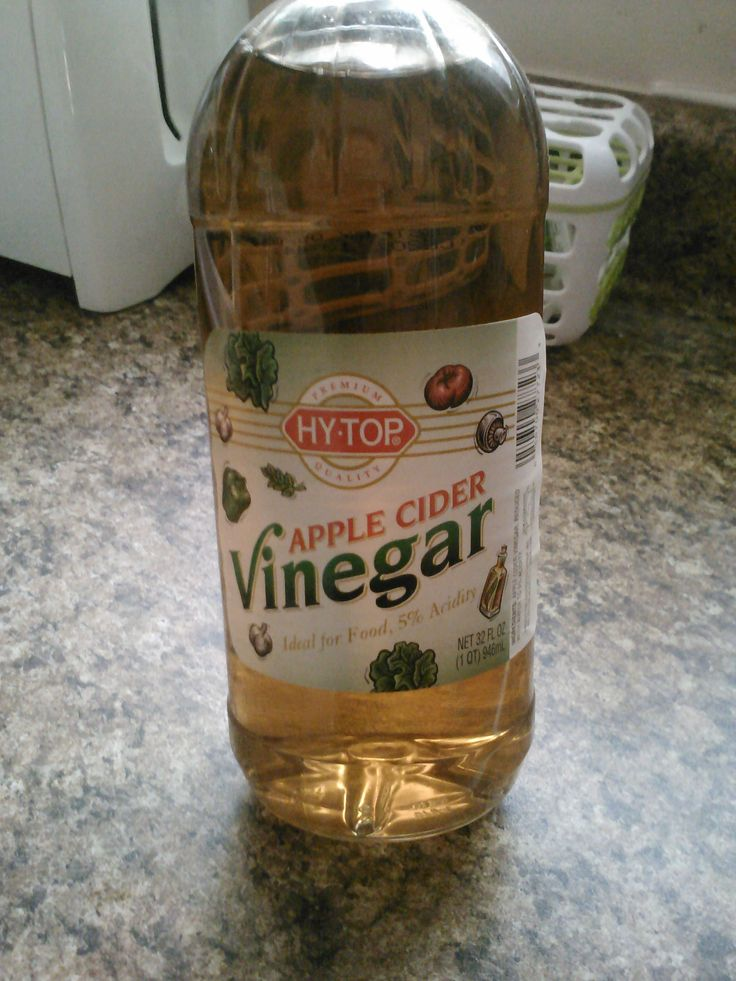 Apple Cider Vinegar - One drop of this in an aching ear will due the trick.
