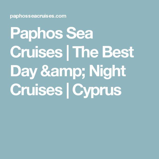 Paphos Sea Cruises   The Best Day & Night Cruises   Cyprus