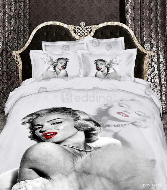marilyn monroe bedroom