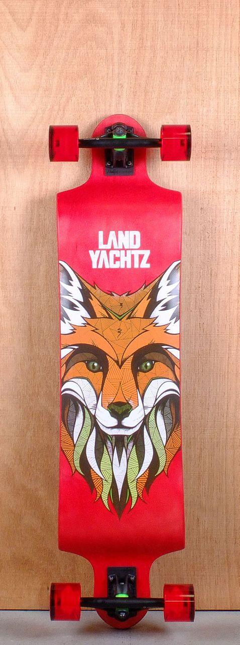 """Landyachtz 40"""" Switch Longboard Complete"""