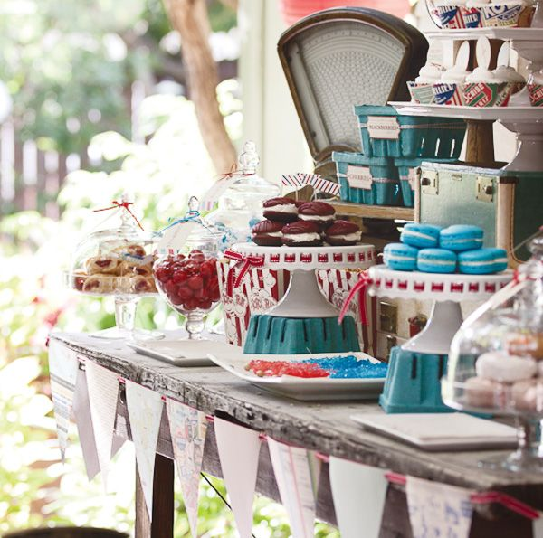Vintage Baby Shower On A Budget ~ Best images about party banquet ideas on pinterest