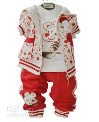 Red Clothes For Baby Boys