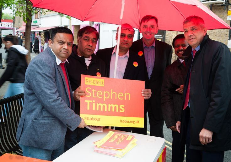 https://flic.kr/p/Twhpbj | General Election,Campaigning | General Election  In The First Week Of Election Campaigning to Re-Elect Stephens Timms, East Ham CLP