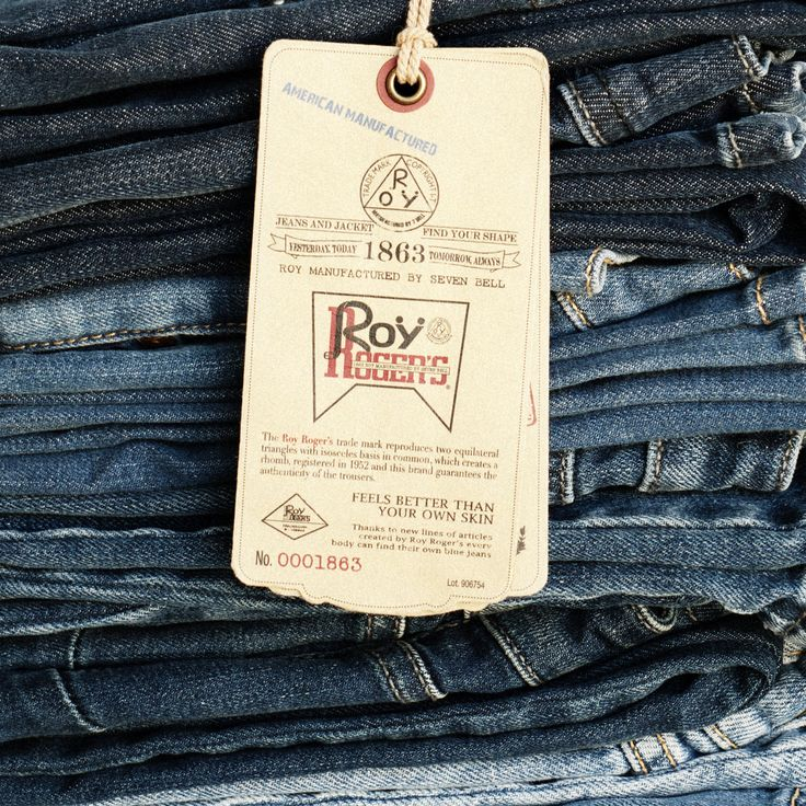 #RoyRogersDenim: feels better than your own skin. Yesterday, today, tomorrow, always #followtheR