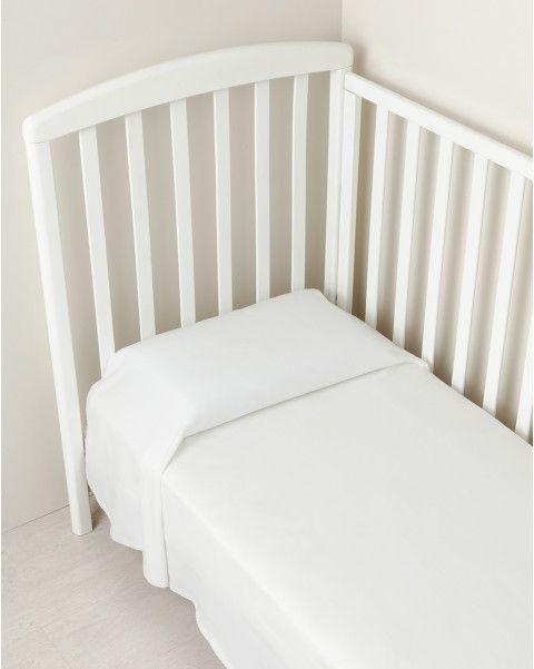 Coperta letto in pile color panna - Lenzuola e trapunte - Cameretta - CASA
