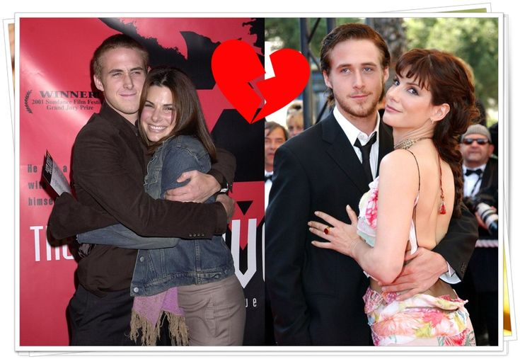 Ryan Gosling e Sandra Bullock namoraram