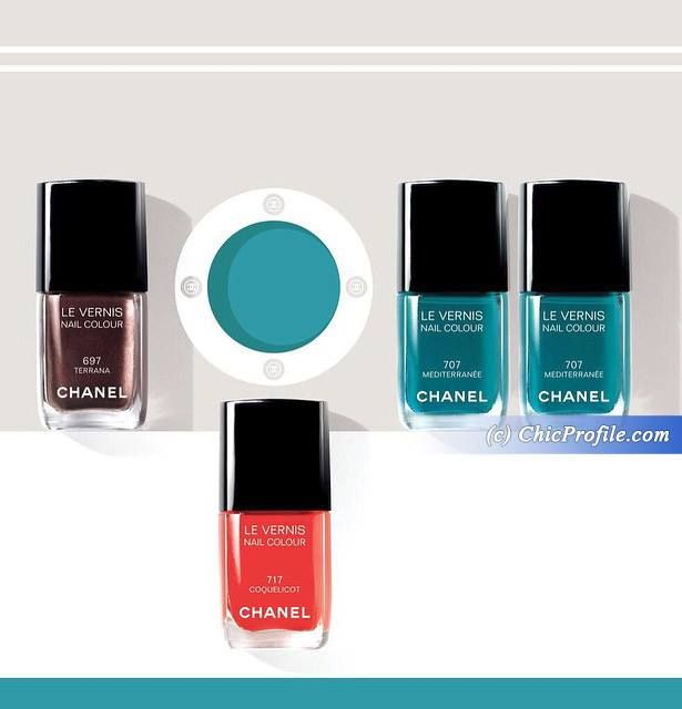 Chanel Méditerranée 2015 Summer Collection – #beautynews #beauty2015 #beautyproduct #cosmetic2015 #cosmeticnews #makeup2015 #makeup #Maquillage2015 #beautycampaign #beautyreview #makeupreview