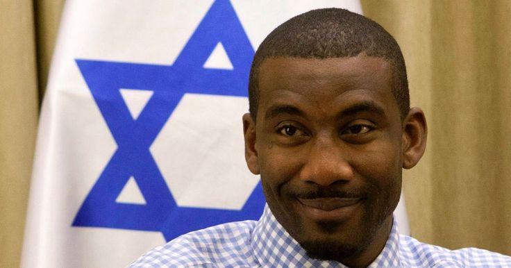 Amar'e Stoudemire Thanks Hapoel Jerusalem for Allowing Him 'To Retire a Champion' - Haaretz