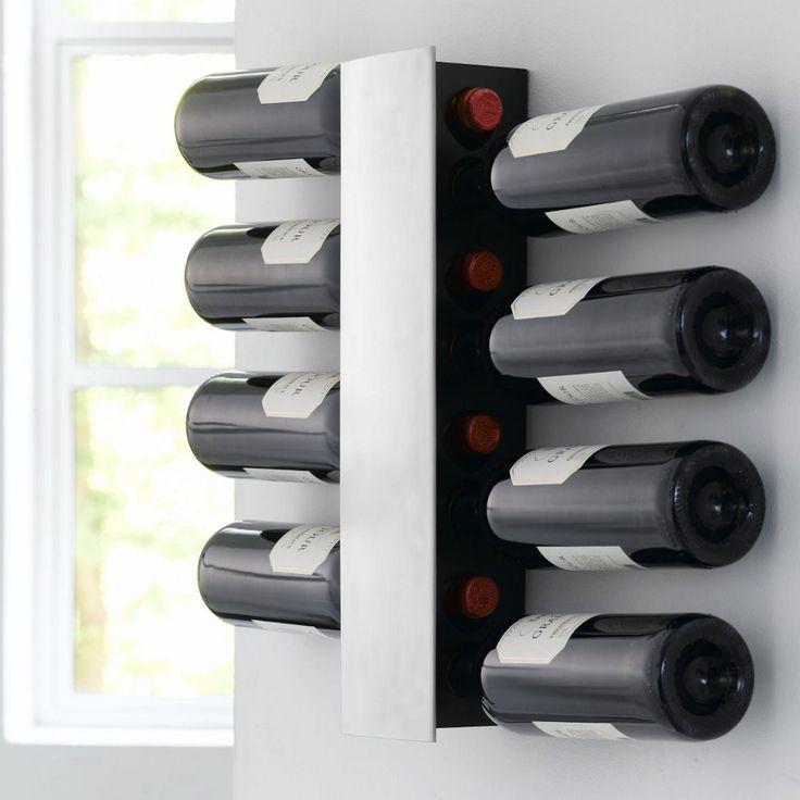 Steel-Function Wijnrek/wijnhouder - Verticaal