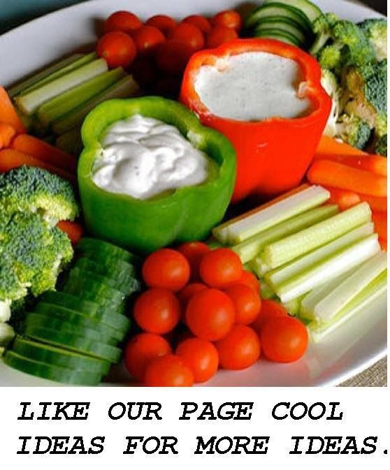 Awesome ways to turn paleo/ primal food into something special for parties! Use bell pepper/ capsicum to serve dips in!