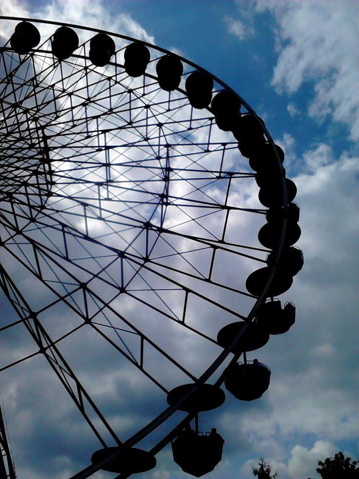 Amusement park in Chorzów :)