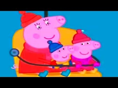 Peppa Pig En Español Para Niños Videos De Peppa Pig En Español Capitulos Navidad Nuevos - YouTube