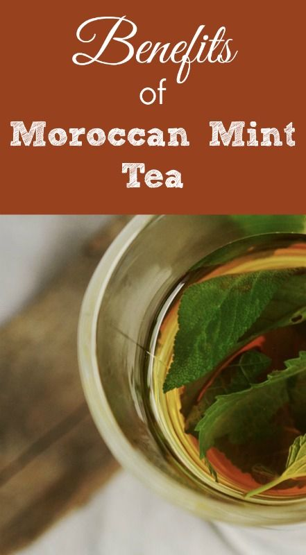 Moroccan mint tea is a form of green tea, giving you all of the health benefits from green tea, and more! And aside from the health benefits, the refreshing taste of Moroccan mint tea is amazing!