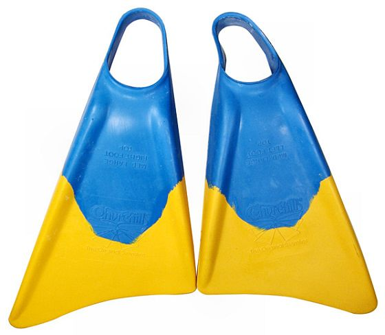 The best bodyboard fins in the world