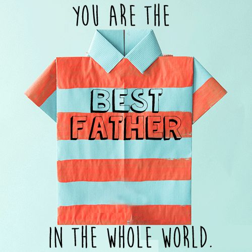 Wish your #dad a very #HappyFathersDay with this #bestdad #ecard. #HappyFathersDay #free #cards #greetings #wishes.