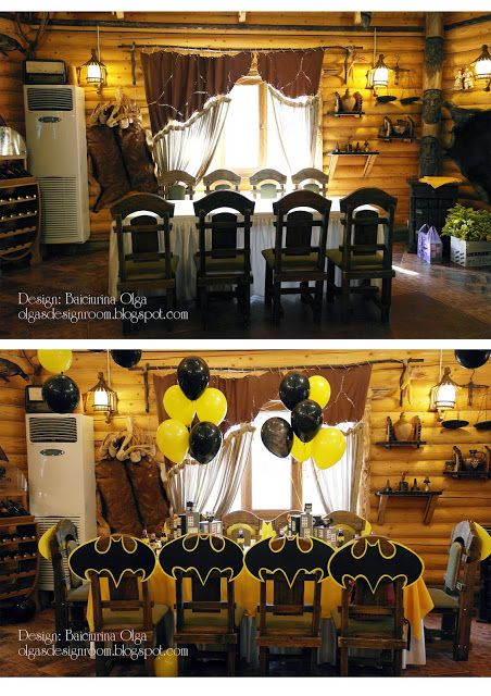 22 best batman birthday party theme images on pinterest batman birthday parties birthday. Black Bedroom Furniture Sets. Home Design Ideas